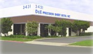 D & E Precision Sheet Metal, Inc.