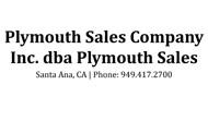 Plymouth Sales Company