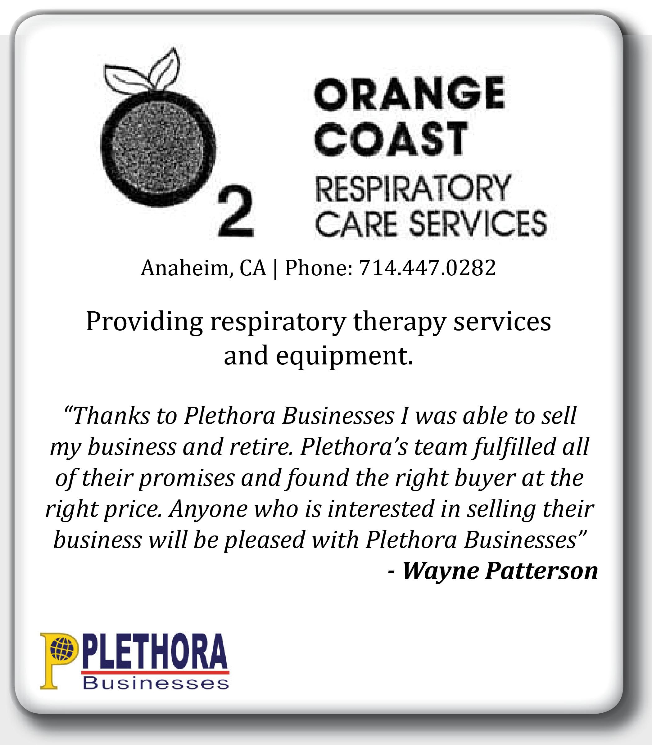 Successful Transactions - Plethora Businesses Plethora ...