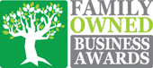 family owned business awards, orange county